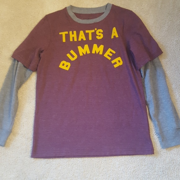 urban pipeline Other - Urban Pipeline Boys Thats a Bummer long sleeve